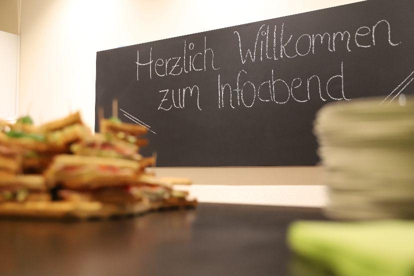Rückblick Infoabend für Bauherren in Auhausen mit ECOLINE