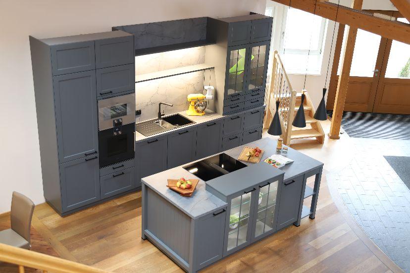 Neue Küche für unsere Ausstellung
