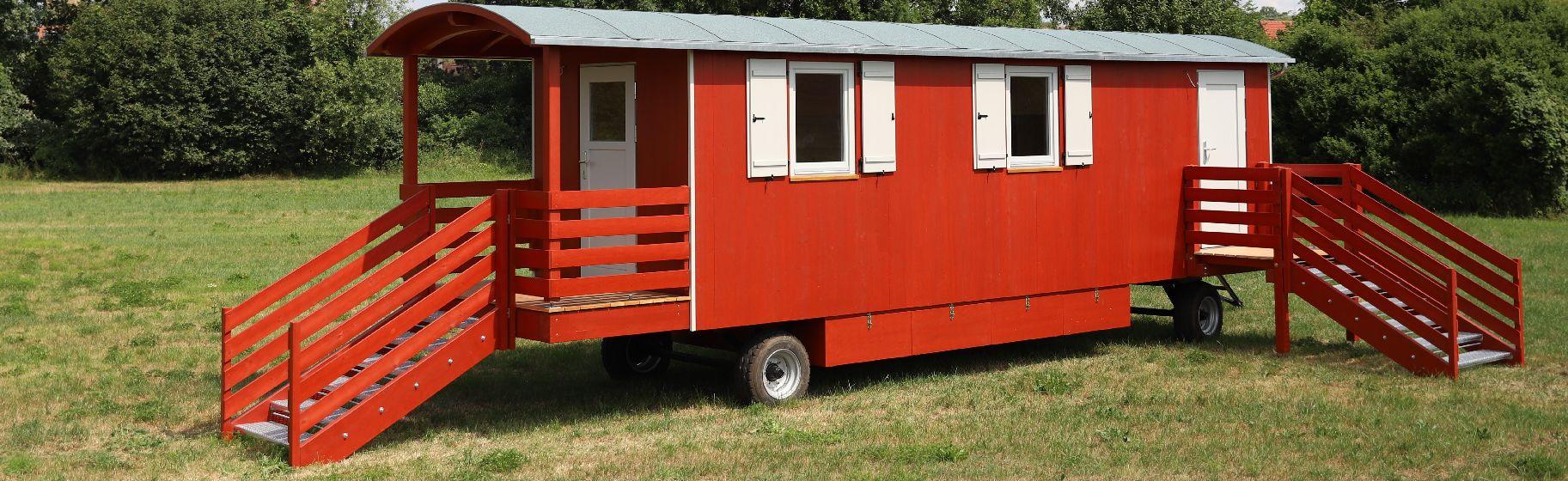 Waldkindergartenwagen