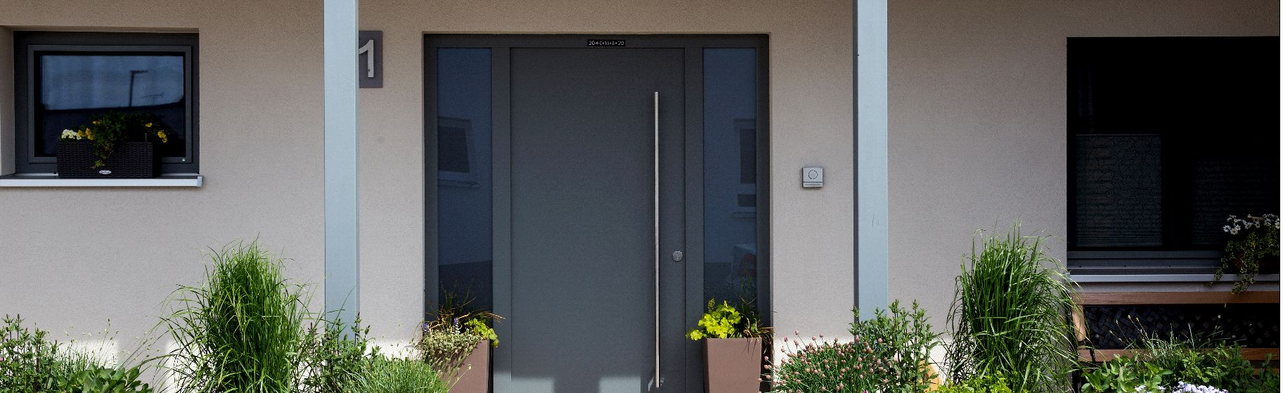 Fenster, Haustüren & Sonnenschutz