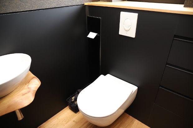 Gäste-WC Toilette