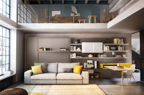 Wohnung mit Galerie