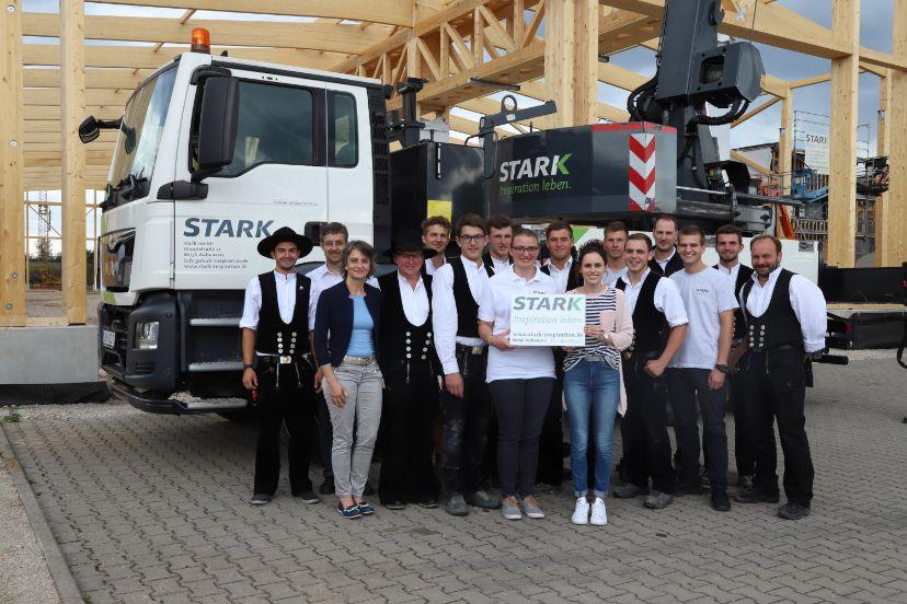 STARK gratuliert den Bestandenen zu ihrer gelungenen Abschlussprüfung!