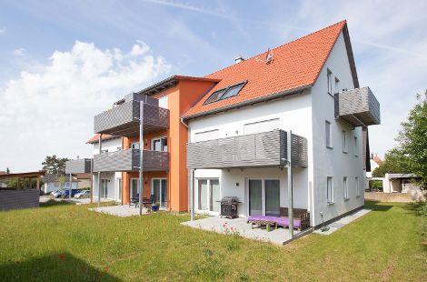 Mehrfamilienwohnhaus Grünquartier
