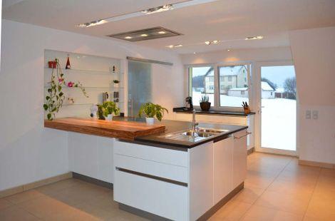 Moderne zeitlose Küche