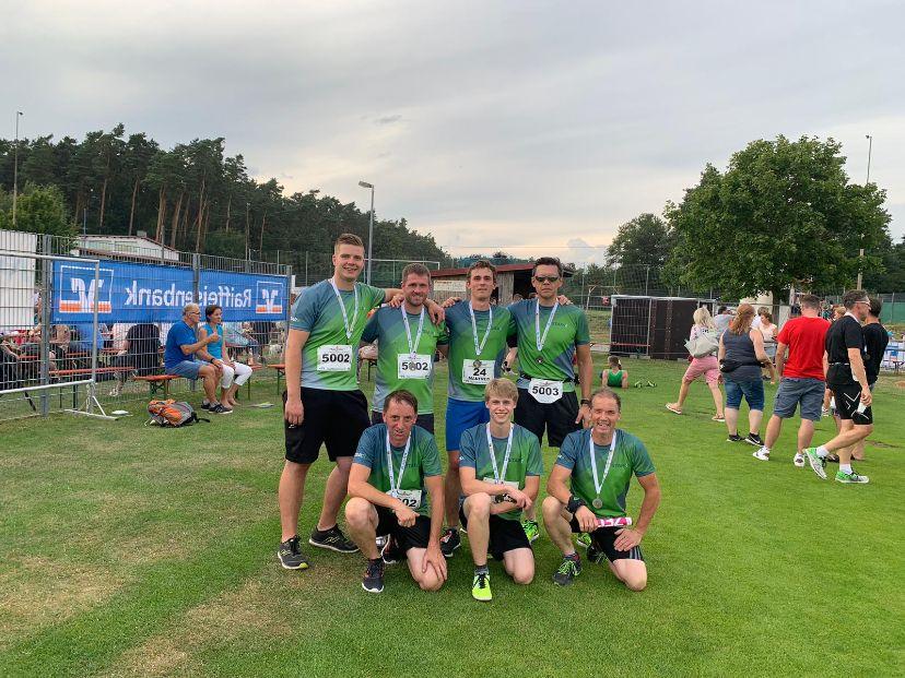 STARK beim 34. Heizomat Altmühlseelauf 2019