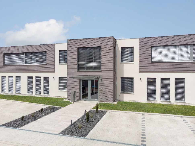 Neues Bürogebäude von STARK