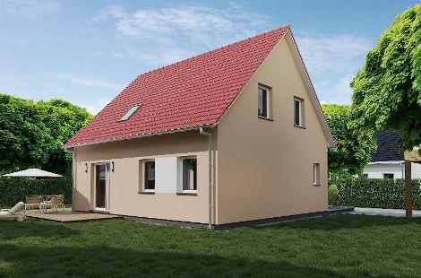 """Wohnhaus """"Starkes Stück"""": Kompakte Architektur mit klarer Linienführung"""