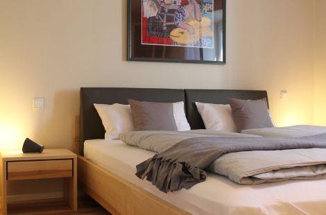 Schlafzimmer aus Esche