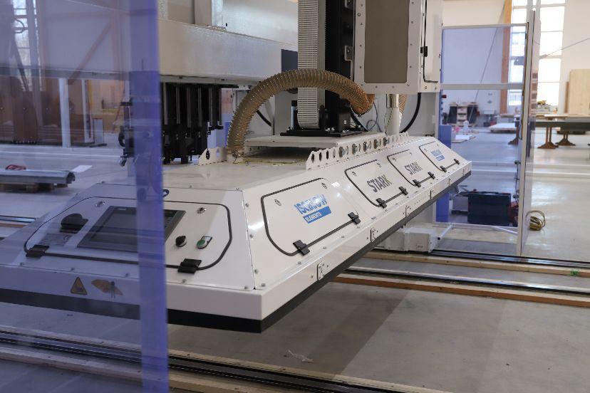 Automatisierung schafft Qualität und Effizienz – STARK Produktionshalle #03
