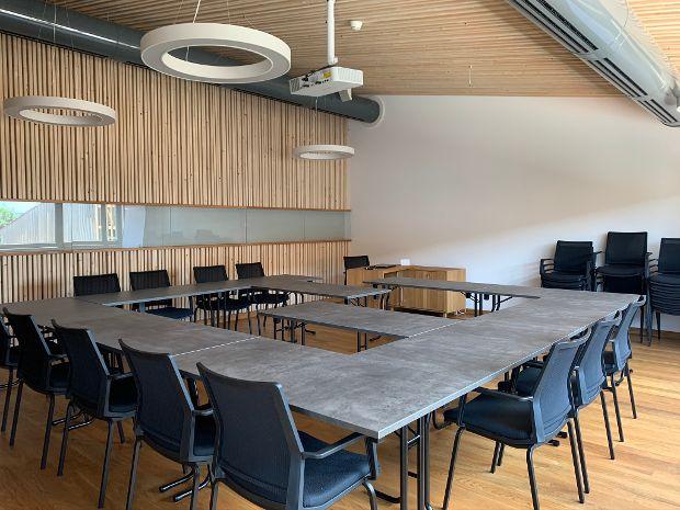 Besprechungsraum für kreative Ideen