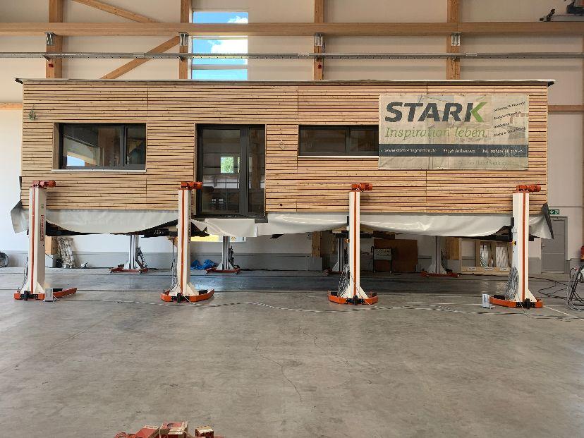 Der ModulBau – STARK Produktionshalle #04