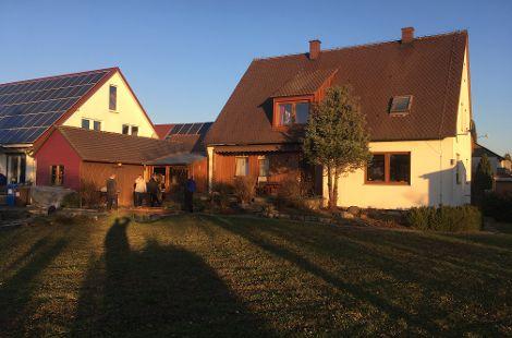 Sanierung Einfamilienwohnhaus vorher