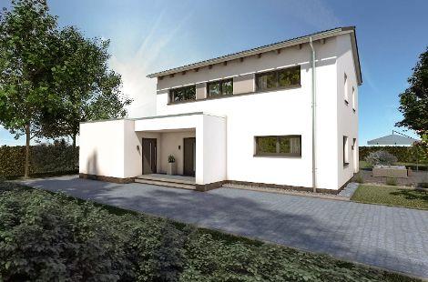 """Wohnhaus """"PrachtStück"""": Kompakte Architektur mit klarer Linienführung"""