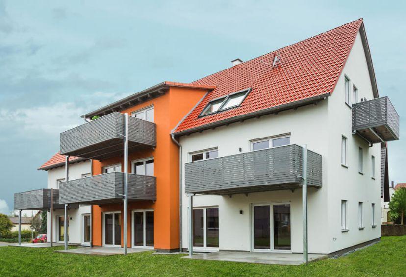Musterhaus GrünQuartier: hochwertige, ökologische Konstruktion für ein gesundes Wohnklima