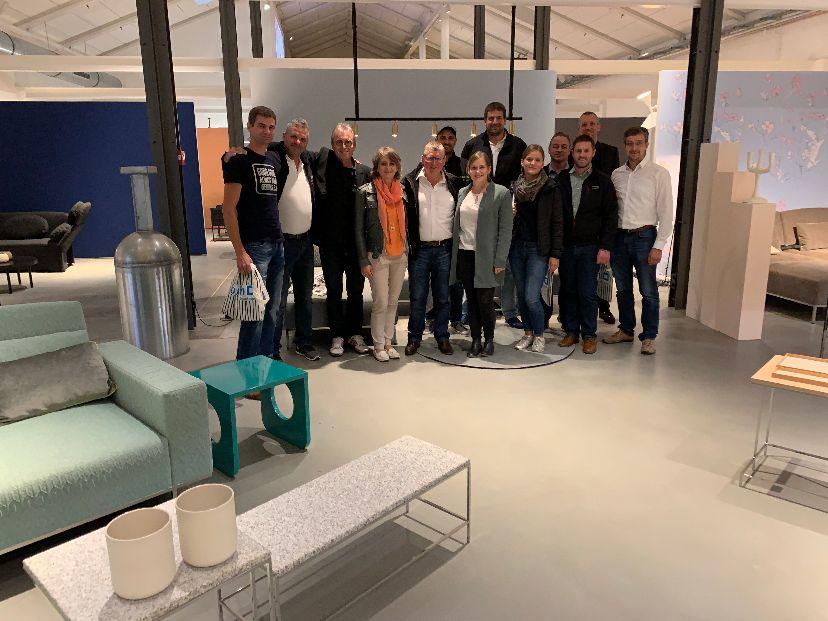 Schulungsfahrt nach Bad Steben zur Brühl & Sippold GmbH
